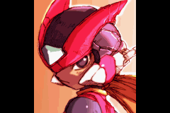 Megaman Zero 2 - im comin for ya - User Screenshot